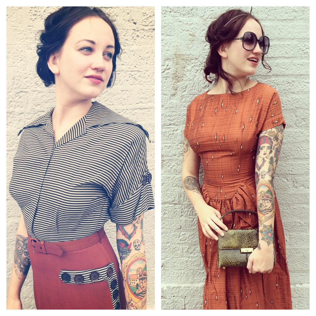 Vintage clothes dallas opinion only
