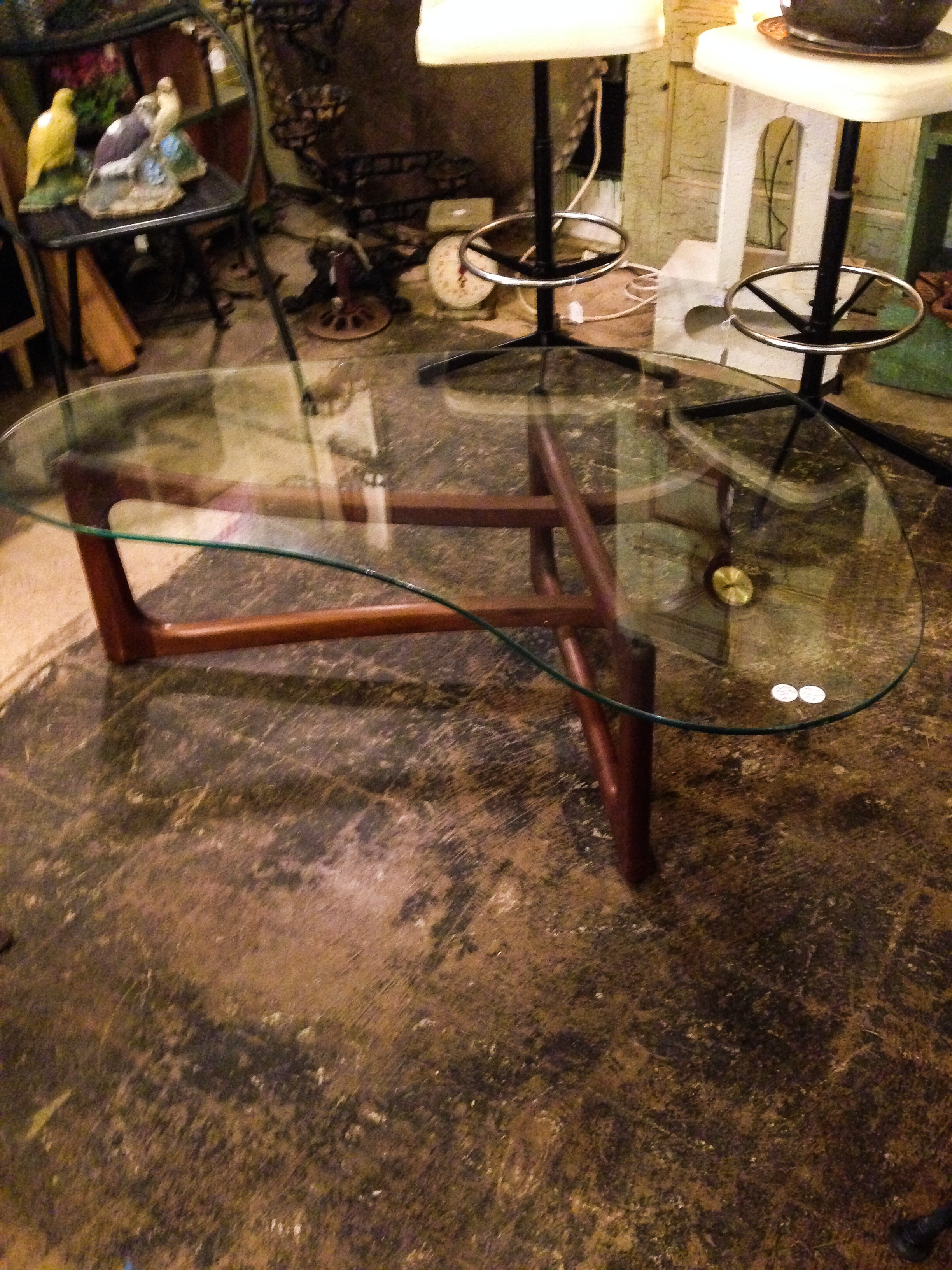 rex coffee table