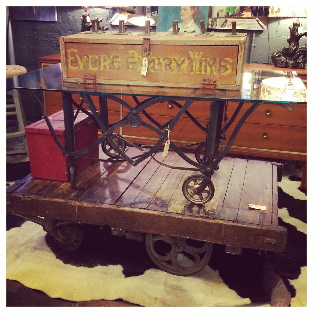 Dallas Vintage Furniture Dolly Python